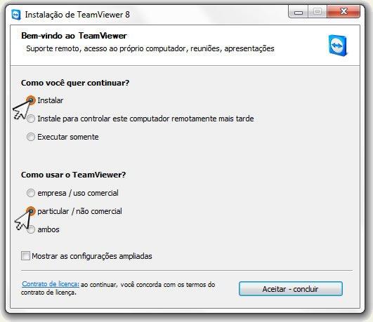 Instalando TeamViewer Para Uso