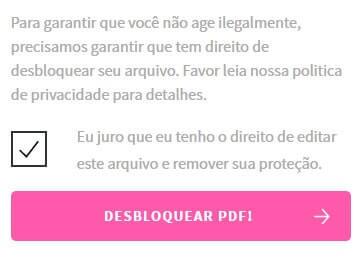 Como imprimir pdf bloqueado