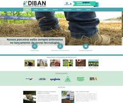 Criação de Web Site Diban