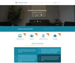 Criação de Web Site Personal Office