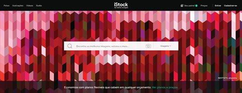 Banco de Imagens iStock