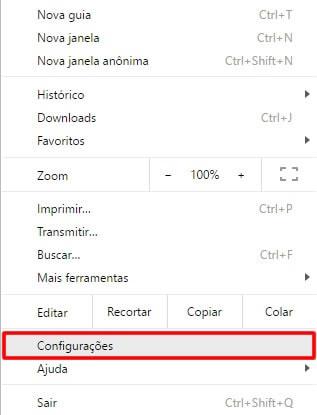 Bloquear e Desbloquear Pop-up no Navegador Google Chrome