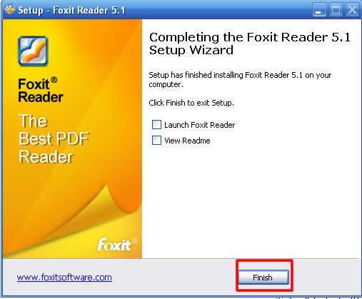 Abrir PDF - Foxit Reader