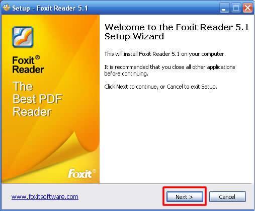 Como Abrir PDF - Foxit Reader