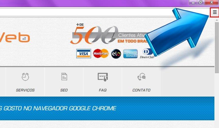 Ativar preenchimento automático no Google Chrome