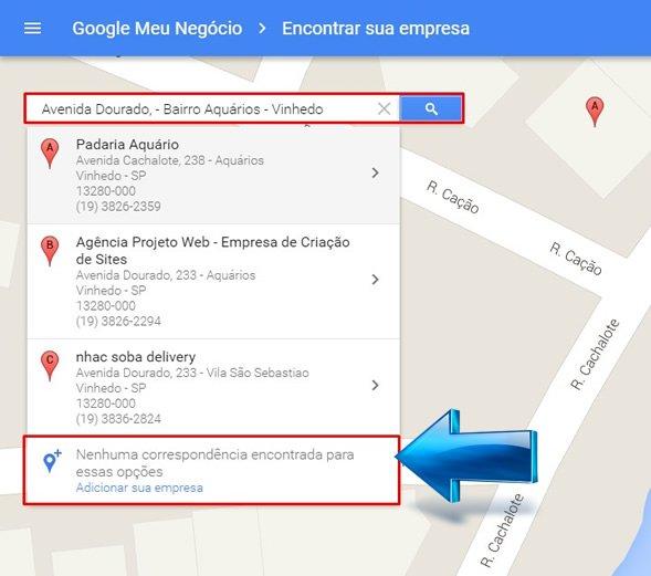 Adicionar sua Empresa ou Negócio no Google