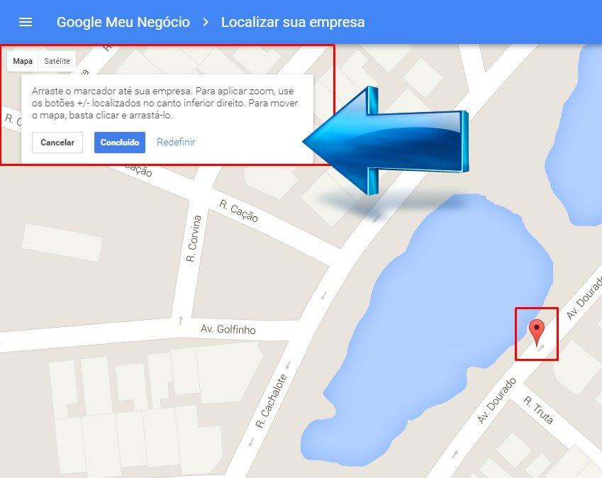 Cadastre ou Marque sua Empresa ou Negócio no Mapa do Google