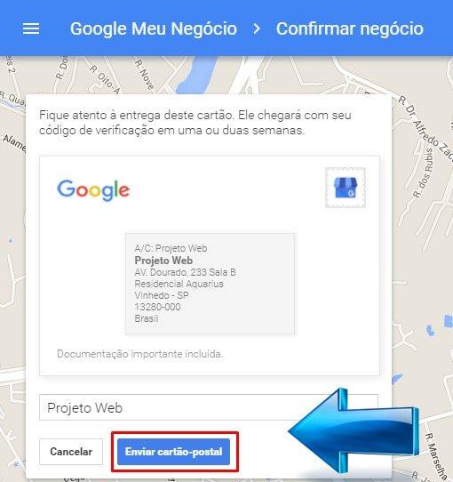 Google Negócios, Apareça no Google, Cadastre-se.