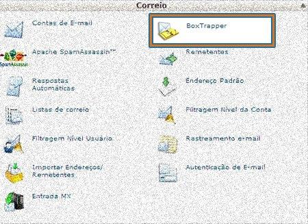 Configurar BoxTrapper - Anti Spam