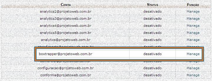 Utilizar BoxTrapper - Anti Spam