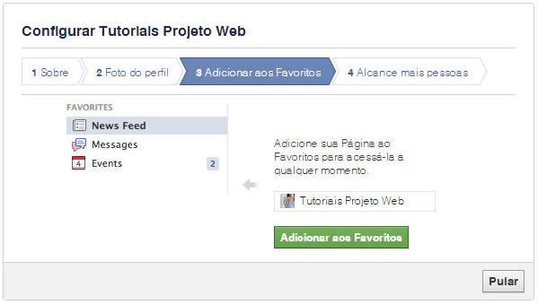 Criar Páginas no Facebook para Empresas