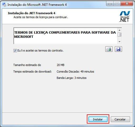 Como Instalar Net Framework