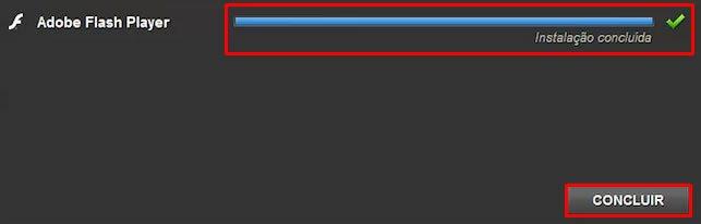 Fazer Instalação do Flash Player