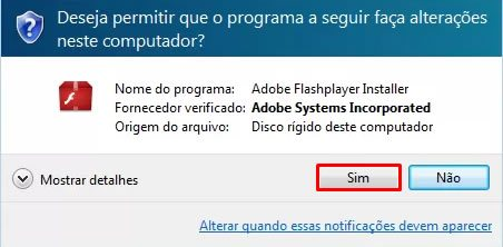 Instalar o Flash Player