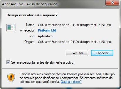 Download Software Recuva - Recuperação de dados excluidos