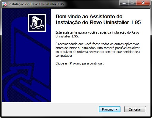 Revo Uninstaler - Desinstalador de Softwares