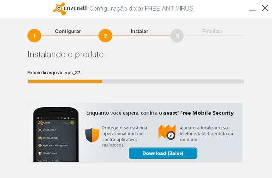 Avast Gratis - Projeto Web