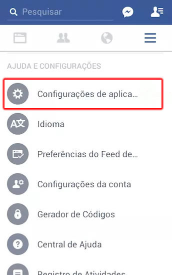 Como limpar Cookies e Caches do Facebook pelo Celular