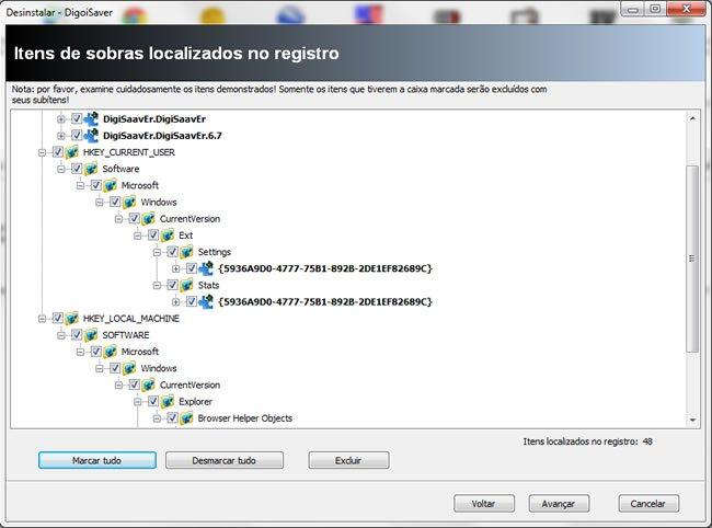 Como Apagar Softwares