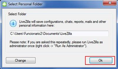 Chat Livezilla