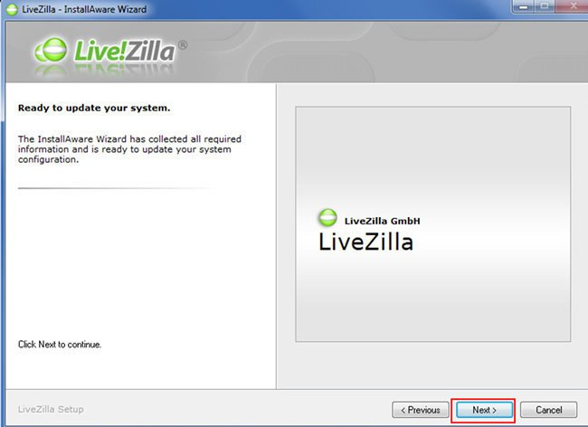 Chat Online Livezilla