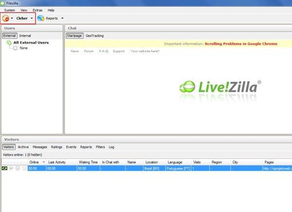 LiveZilla Chat Online