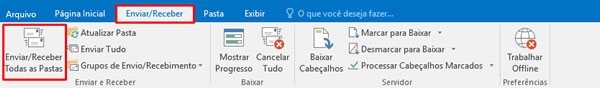 Conta Email Microsoft Outlook 2016
