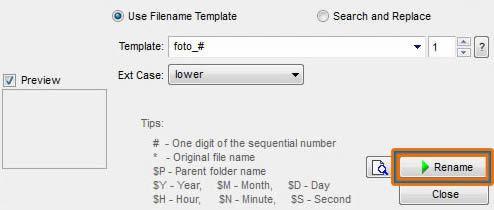 como renomear diversos arquivos ao mesmo tempo