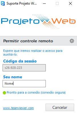 Instalando TeamViewer Para Uso Não Comercial
