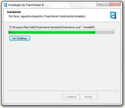 TeamViewer Para Uso Não Comercial